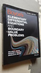 Boyces Elementary Differential Equations and Boundary Value Problems (英语) 平装 – 2017年5月26日