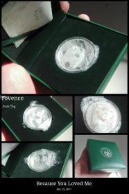 熊猫银币 2015~2018年 带盒