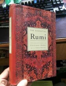 英文原版 The essential Rumi(鲁米诗歌)