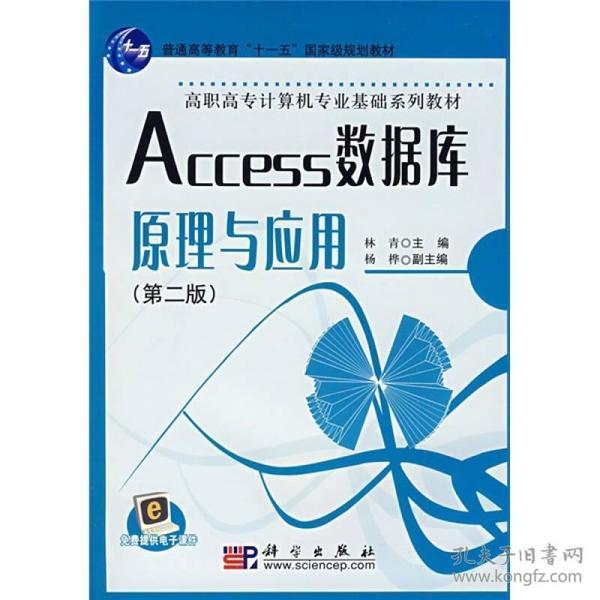 Access数据库原理与应用