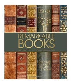 书林鉴珍 Remarkable Books: The Worlds Most Beautiful and Historic Works 英文原版