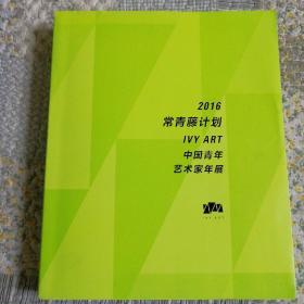 2016常青藤计划IVY.ART中国青年艺术家年展