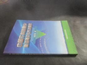 中国农村信息化测评理论与方法研究