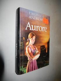 Aurore by Virginia C. Andrews 法文原版精装