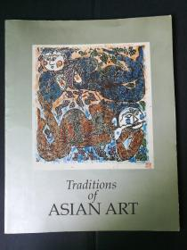 Traditions of ASIANART(16开)