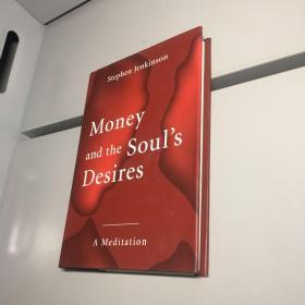 money and the souls desires 【精装】英文 金钱和灵魂的欲望冥想