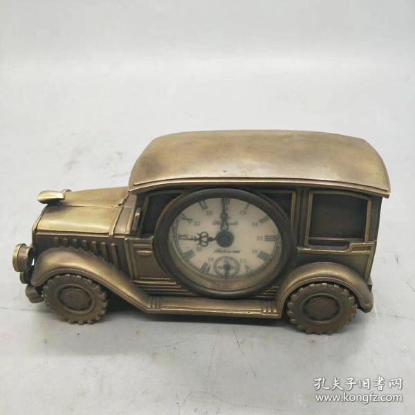 汽车表,重量约1081克。代理可以转图加价,运费自理。