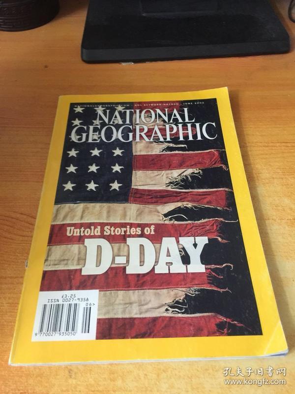 美国国家地理 英文版 2002 6月