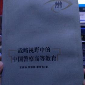 战略视野中的中国警察高等教育