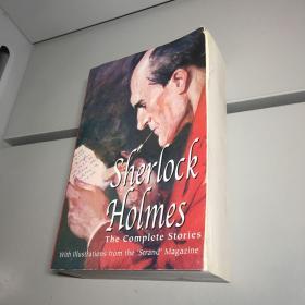 The Original Illustrated Strand Sherlock Holmes (福尔摩斯侦探集)英文原版 【插图本】实图拍摄
