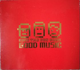 GOOD MUSIC-艺人:KICK THE CAN CREW-流行-日版CD