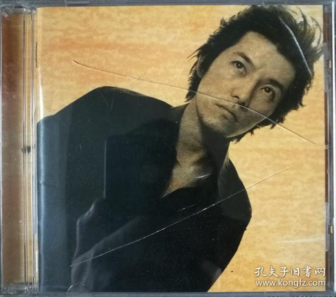 BUMP!-艺人:藤木直人-流行-日版CD