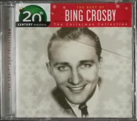 The Best Of Bing Crosby: 20th Century Masters (Millennium Collection)-平·克劳斯贝-传统流行-欧美CD
