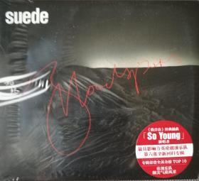 Suede-山羊皮乐队-英伦摇滚-正版CD
