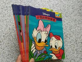 迪士尼·米老鼠快乐学习丛书: 9本合售  名称详见描述