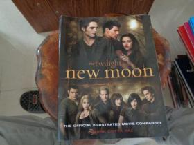NEW MOON:THE OFFICIAL ILLUSTRATED MOVIE COMPANION