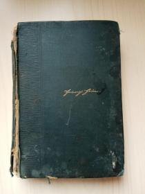 The works of heinrich heine :Florentine nights 1891年版   佛罗伦萨之夜