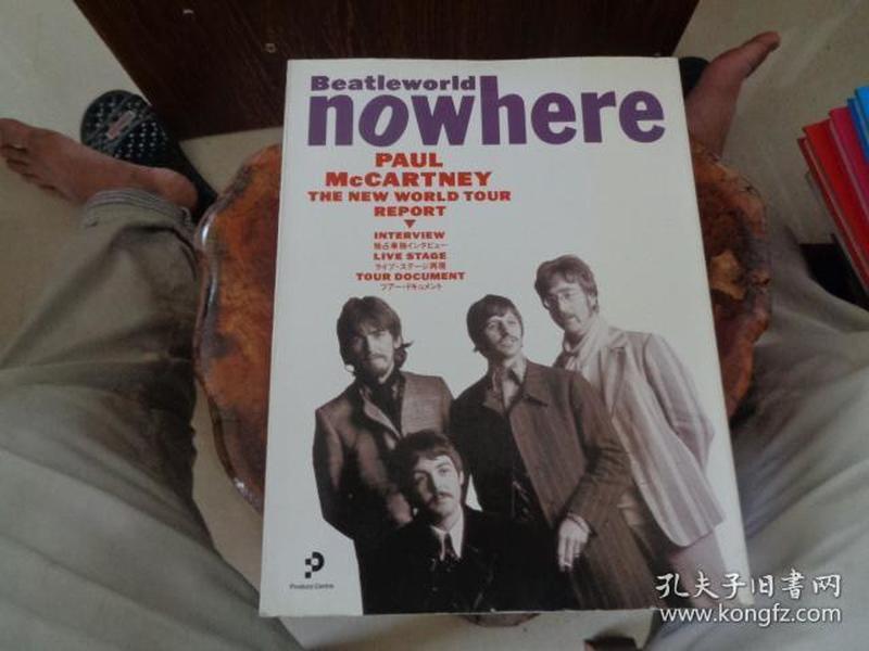 BEATLEWORLD   NOWHERE (日文原版)