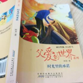 父爱的世界系列:时光里的承诺 安徽少年儿童出版社 9787539778846