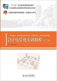 会计电算化实训教程(第三版)