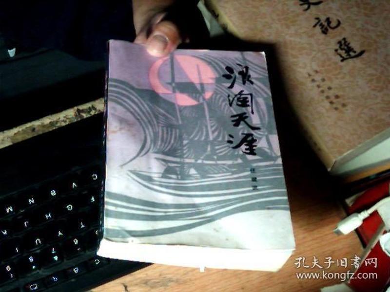 浪淘天涯【任斌武签名本保真】          QQ8