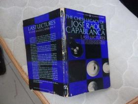 THE CHESS LEGACY OF JOSE RAOUL CAPABLANCA