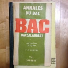 Annales du Bac