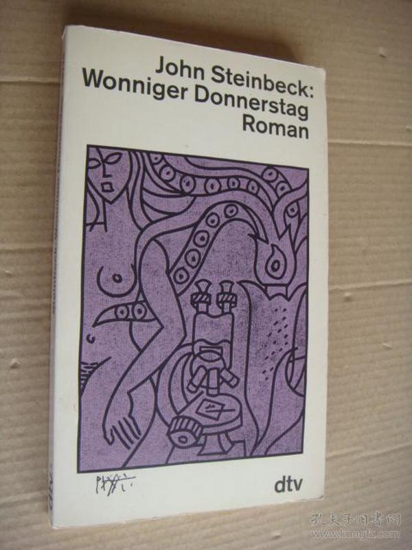 JOHN STEINBECK:Wonniger Donnerstag