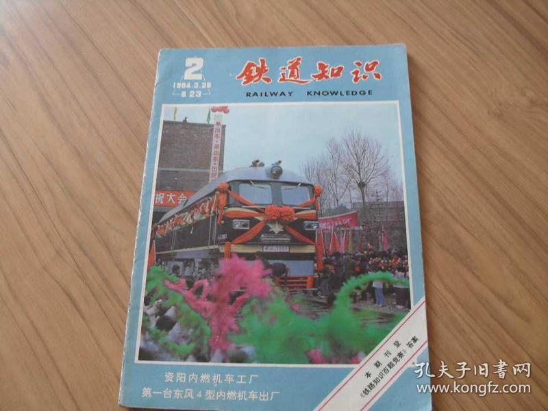 铁道知识——1984.2