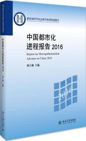 中国都市化进程报告2016