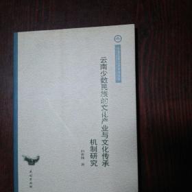 云南少数民族的文化产业与文化传承机制研究