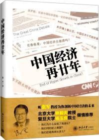 中國經濟再廿年