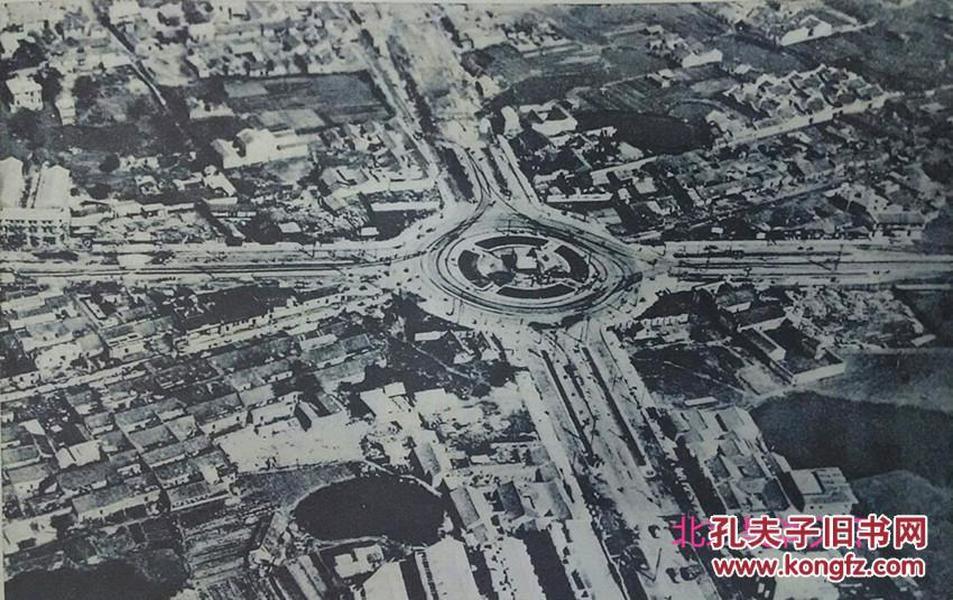 民国首都南京社会风景线(车多,军人多,老妈子多, 珍贵,10张)