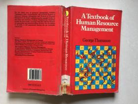 A Textbook of Human Resource Management【人力资源管理教材】