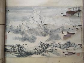 汪澄――山水画