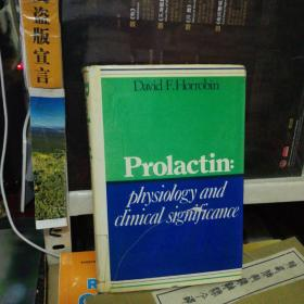 PROLACTIN;PHYSIOLOGY AND CLINICAL SIGNIFICANCE