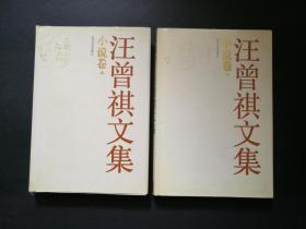 汪曾祺文集 小说卷(上下两册全,精装)