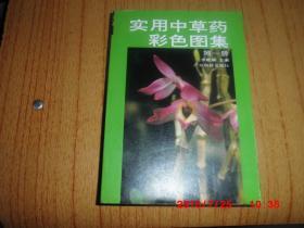 实用中草药彩色图集 第一册