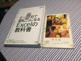 日文原版   Excel の教科书    【存于溪木素年书店】
