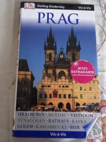 PRAG 9783831018130 小语种 软精装 dk出版社  旅游指南