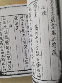 古曲谱宫商_依古比古图片