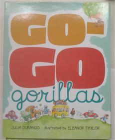 精装 Go-Go Gorillas  去 去 大猩猩