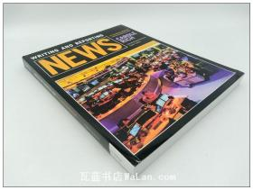 新闻报道写作 Writing and Reporting News: A Coaching Method 英文原版