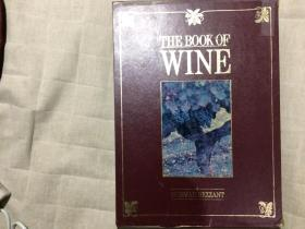 THE BOOK OF WINE (葡萄酒的书 )英文原版 有外盒 8开精装