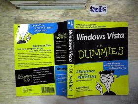 WNDOWS VISTA  FOR  DUMMIES. (4)