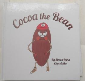 精装 Cocoa the Bean  可可豆
