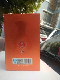 湘酒酒鬼瓶52度