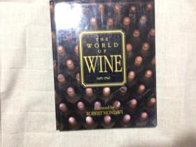 THEWORLD OF WINE(葡萄酒世界)8开精装