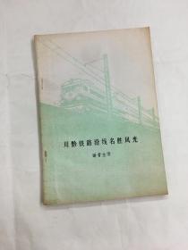 签赠本 川黔铁路线名胜风光