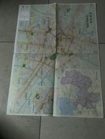 常州市旅游图(1991年)
